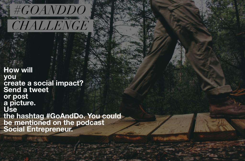 #GoAndDo Challenge