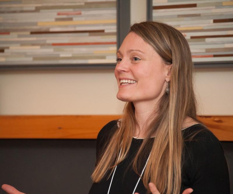 Global Grassroots Founder Gretchen Steidle