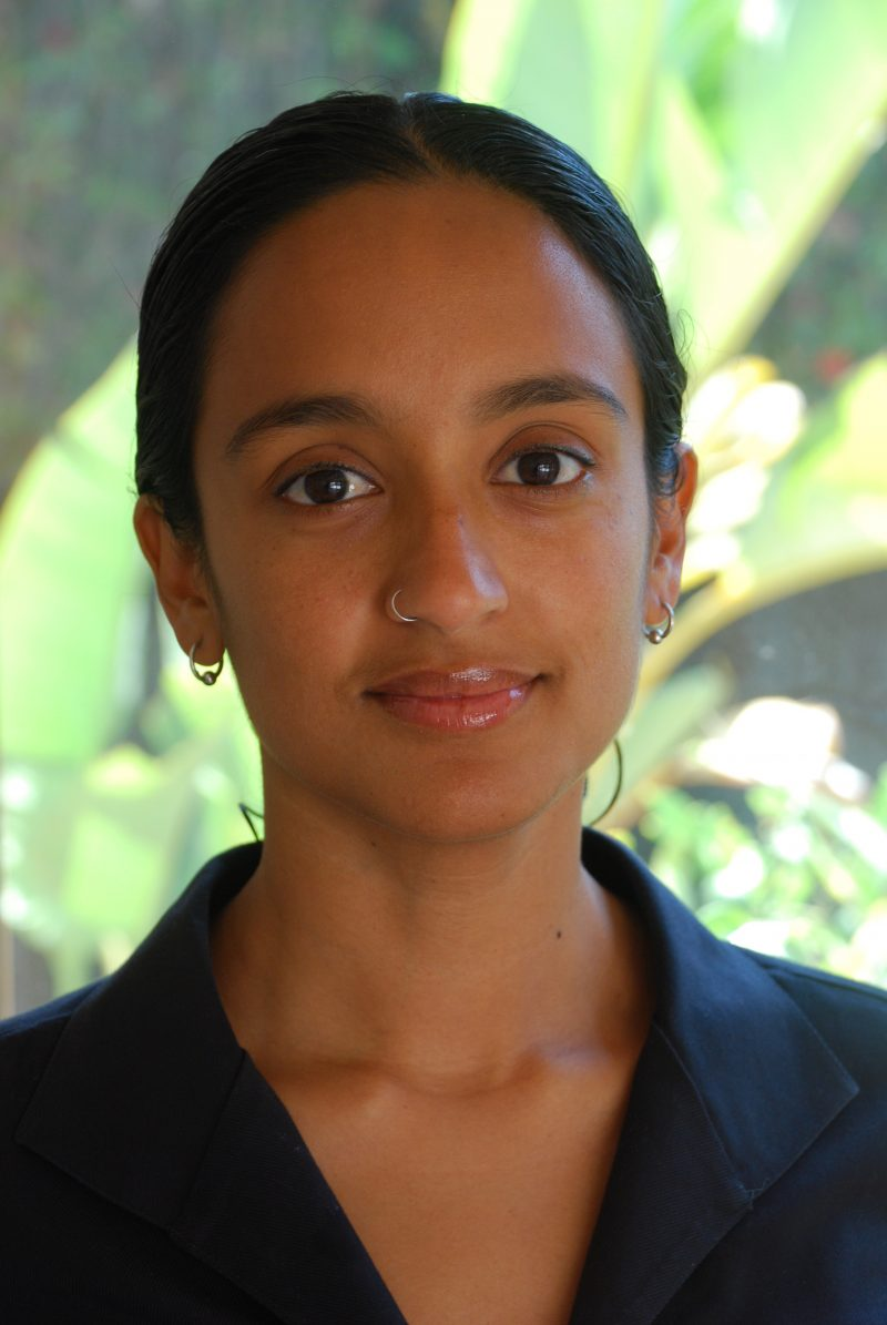 Nithya Ramanathan uses connected devices for social impact