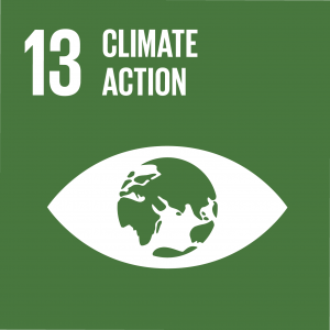 Sustainable Development Goal 13, Climate Action: Take urgent action to combat climate change and its impacts