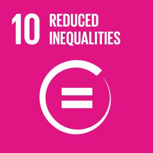 Sustainable Development Goal 10, Reduced Inequalities: Reduce inequality within and among countries