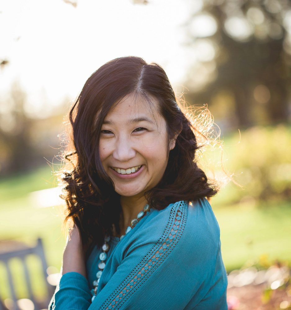 Dorcas Cheng-Tozun, Author of Start, Love, Repeat