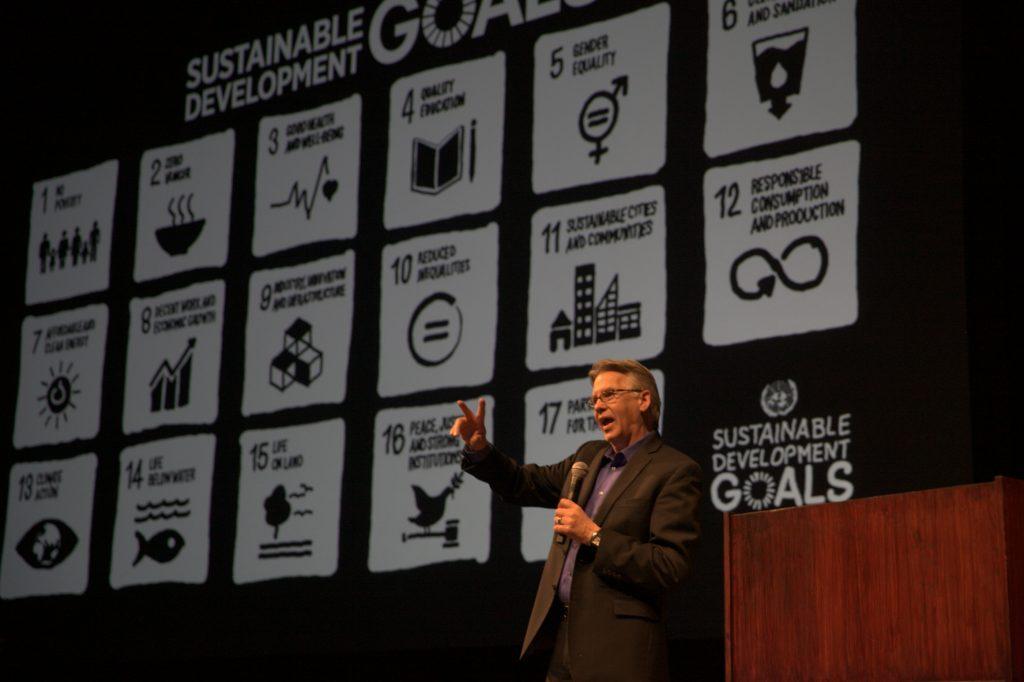 Tony Loyd keynote speaker