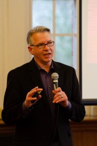 Tony Loyd at TEDxDrakeU
